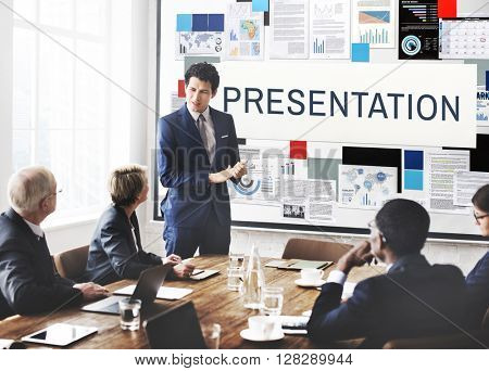 Presentation Information Audience Presenter Concept