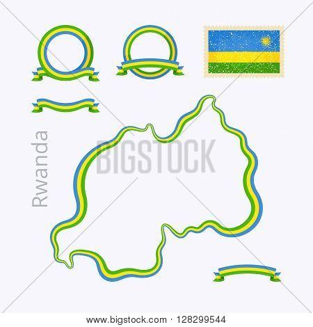 Colors Of Rwanda