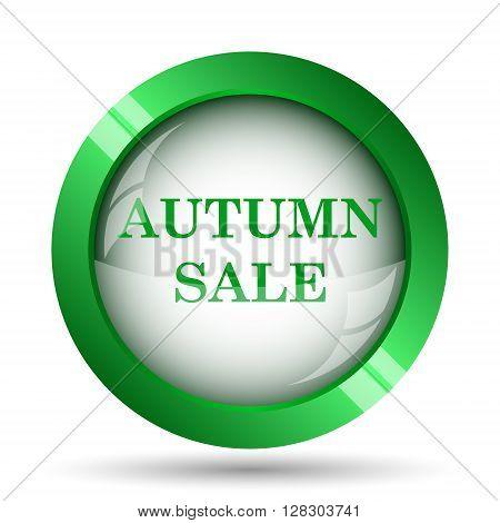Autumn Sale Icon