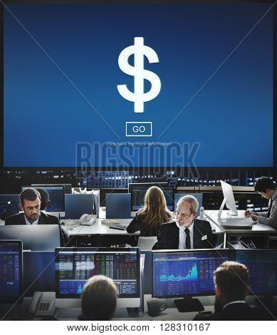 Business Finance Banking Stock Exchange Concept