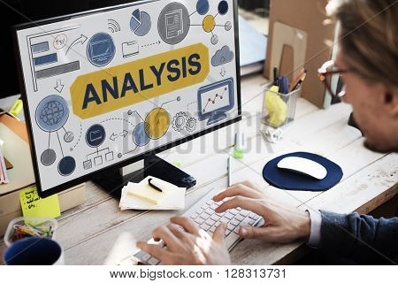 Analysis Information Data Planning Strategy Analytics Concept