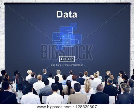 Data Online Technology Internet Concept