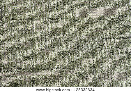 Background of large weave fabric. Texture of the tapestry of threads of different colors