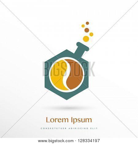 MODERN CHEMISTRY VECTOR / SYMBOL