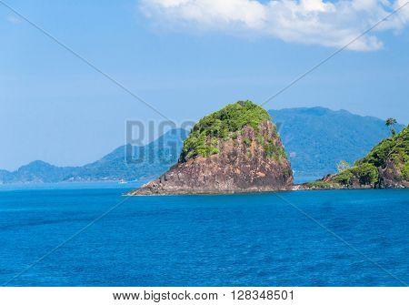 Sea Rocks Heaven Horizon