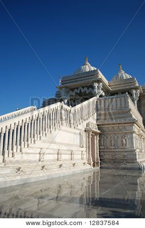 Indian Temple in Toronto