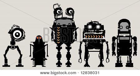 Cyber-robots