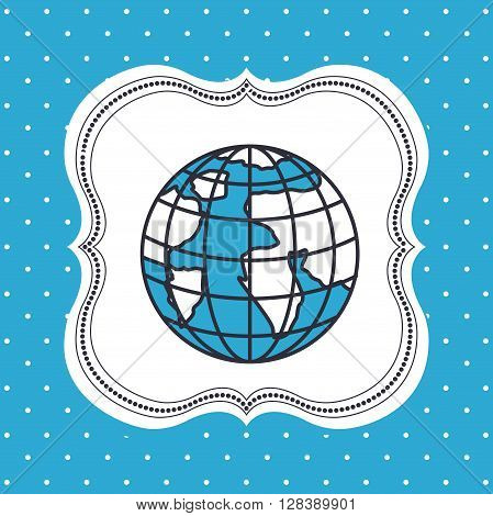 global position design, vector illustration eps10 graphic