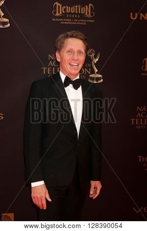 LOS ANGELES - MAY 1:  Bradley Bell at the 43rd Daytime Emmy Awards at the Westin Bonaventure Hotel  on May 1, 2016 in Los Angeles, CA