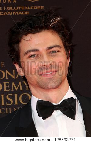 LOS ANGELES - MAY 1:  Matt Cohen at the 43rd Daytime Emmy Awards at the Westin Bonaventure Hotel  on May 1, 2016 in Los Angeles, CA