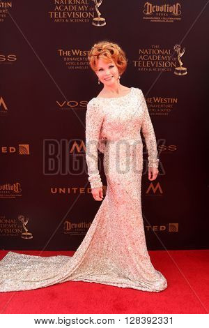 LOS ANGELES - MAY 1:  Patsy Pease at the 43rd Daytime Emmy Awards at the Westin Bonaventure Hotel  on May 1, 2016 in Los Angeles, CA