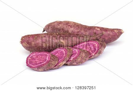 Sweet Purple Potato.