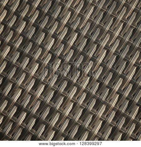 Craft wicker or rattan material for background ** Note: Soft Focus at 100%, best at smaller sizes