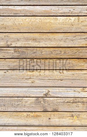 old faded wood bright texture, horizontal bars