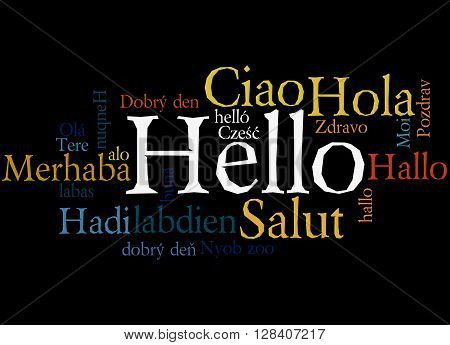 Hello, In Different Languages 2