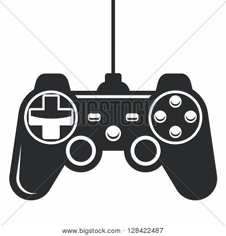 Gamepad icon - joystick for game console