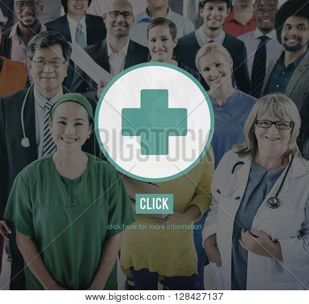 Healthcare Medicine Emergency Hospital Concept