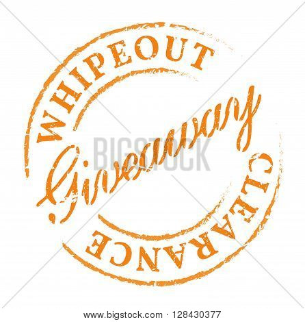 Giveaway Eco Stamp