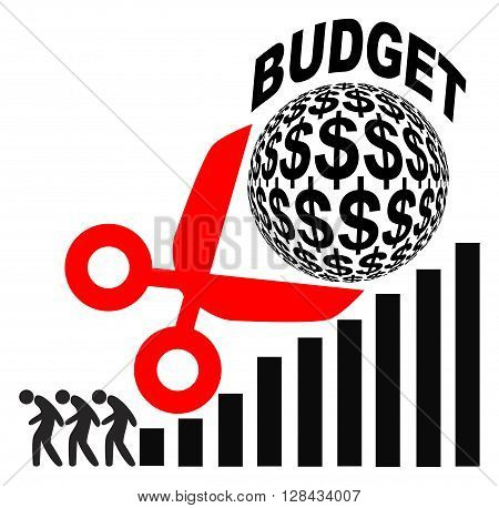 Budget Cuts and Rising Profits. Cutting Costs leading to Job Loss.