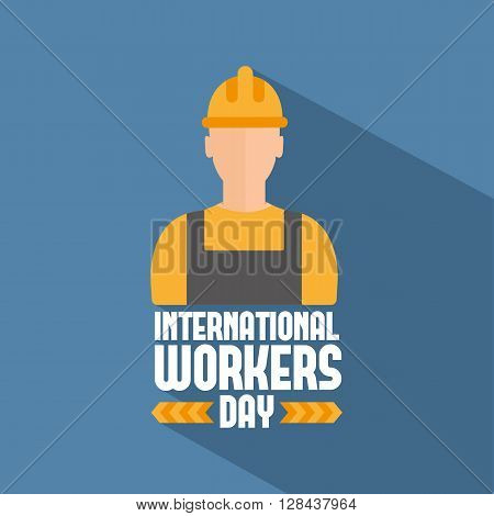 Labor Day Poster. International labour day. Labour day vector illustration