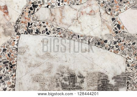 The light marble stone surface for background ** Note: Visible grain at 100%, best at smaller sizes