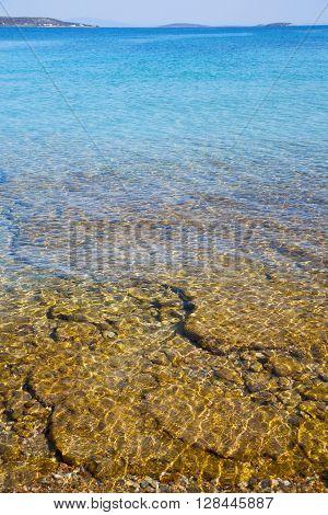 Flow Foam And Froth Mediterranean Greece