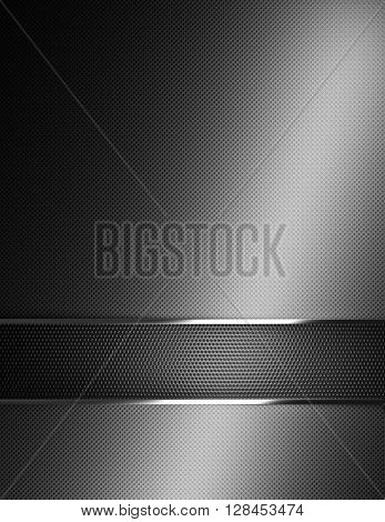 metal dot background 3d image