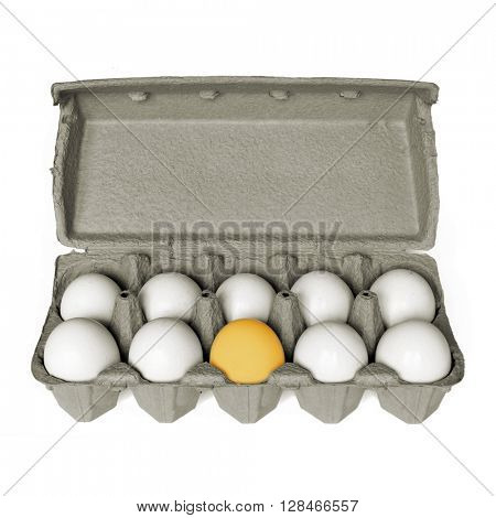 gold eggs for ridea business