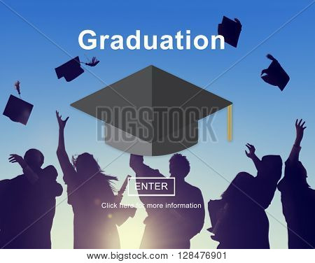 Graduation Education Learning Academic Concept
