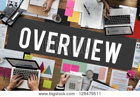 Overview Evaluation Inspection Report Survey Concept