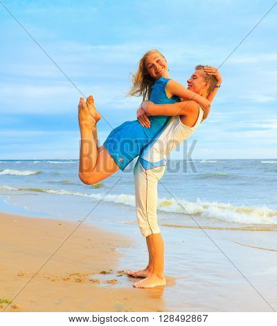 Vacation Romance Happiness
