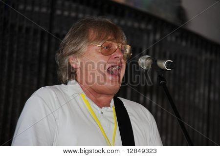 Russian composer and singer  Yuri Antonov