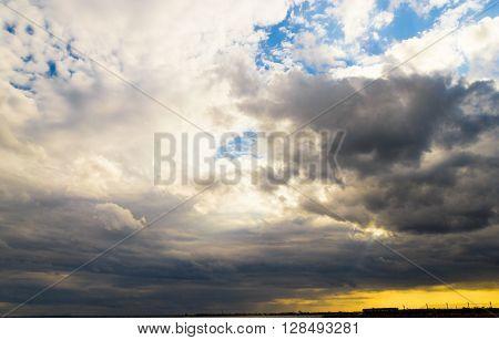Fuzzy Air Sky Beauty