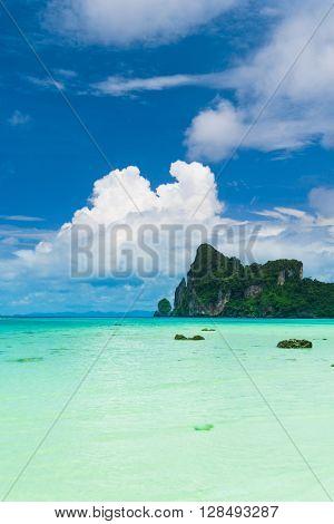 Sunny Panorama Heaven Getaway