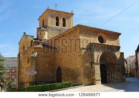 Romanesque church, church, Romanesque, chapel, catholic, religion, stone, monument, architecture