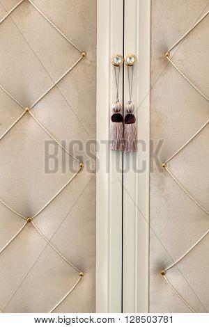 The Case Door Fragment