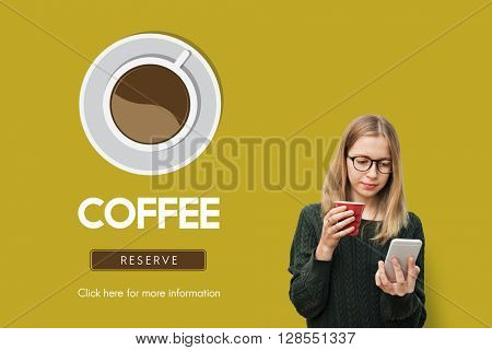 Coffee Break Drink Free Time Concept