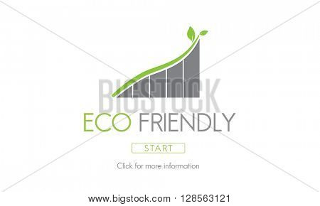 Eco-Friendly Environment Earth Conservation Concept