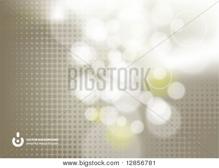 Abstract Vector Hintergrund. eps10