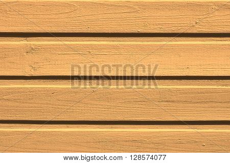 Wall from wooden boards as a background.