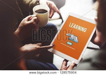 Learning Education Improvement Insight Study Concept