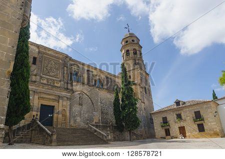 Cathedral Of The Birth Of Our Lady Of Baeza