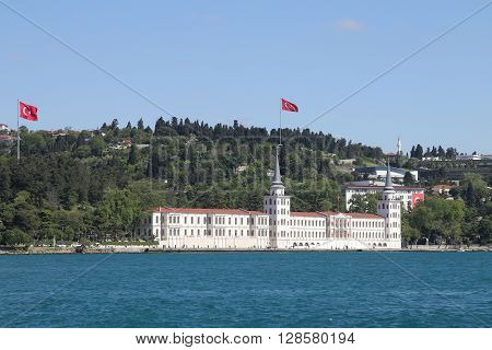 Kuleli Military High School In Istanbul
