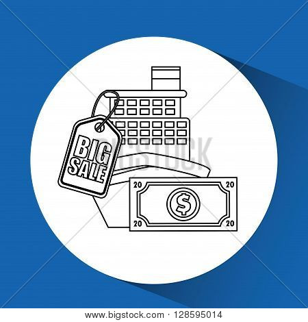 travel expenses design, vector illustration eps10 graphic