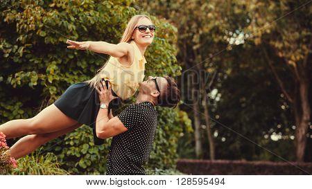 Girl Raised By Her Boyfriend.