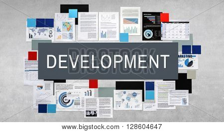 Development Change Growth Learning Vision Concept