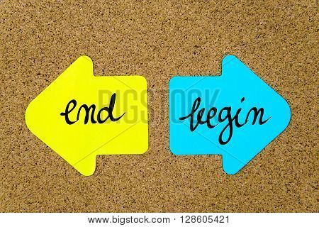 Message End Versus Begin