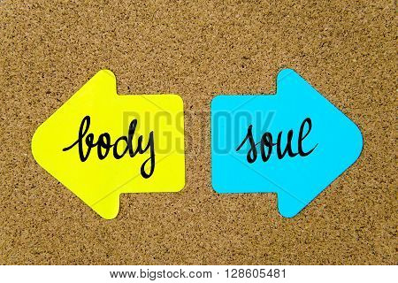 Message Body Versus Soul