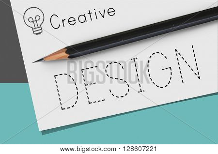 Design Creative Inspiration Ideas Concept