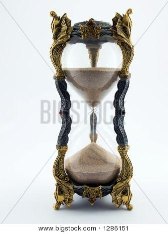 Hourglass Halfway